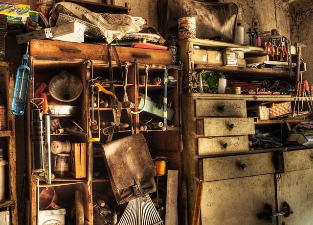 Is your clutter getting you down during shielding?