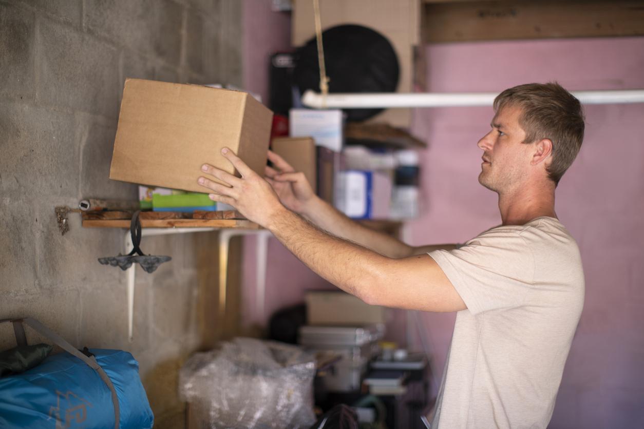 Five benefits to lockdown decluttering