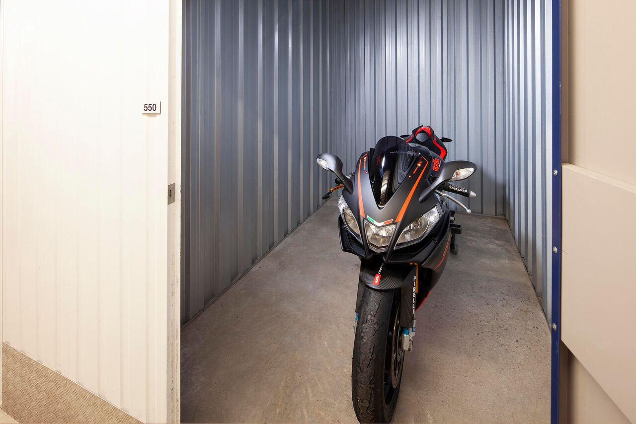 50ft storage unit