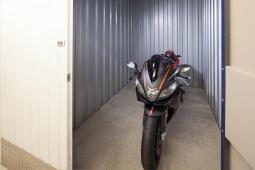 Unit with Motorbike